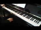(10) 'Airship Theme' from 'Super Mario Bros 3' for piano solo by Koji Kondo