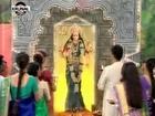 Navratri Devotional Songs -  Mahalaxmi Arati - Mahlaxmi Aaicha Kiti Thata