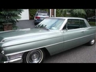 1964 Cadillac Coupe Deville~Absolutly Beautiful~Sea Foam Green