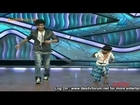 Jeet dance slow motion with Raghav crockroaxz- DID lil masters - 1st July 2012 .mp4