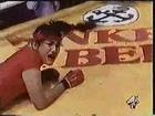 Female vs female kickboxing  from movie
