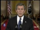 [Déclaration de guerre Bush]