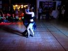 Miguel Monteiro & Marlene Almeida at the Cuban Charity Fiesta 2012 at Acle Social Club