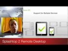 Splashtop 2.0 Remote Desktop - News: iPad-Update für den Remote-Client