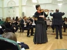 Polonaise de Schubert pour violon et orchestre de chambre