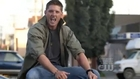 Jensen Ackles (Dean) playback Eye of The Tiger