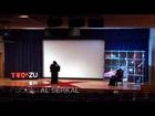 TEDxZU - Souad Al Serkal - Past, Present and My media