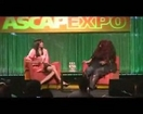 LeToya Luckett and Chaka Khan Interview At Ascap Expo In Hol