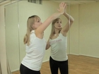 Fitness Through Sensual Dance: Under Arm Spin