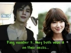EVIDENCES (and not COINCIDENCE) Part 1 - JANG GEUN SUK AND PARK SHIN HYE