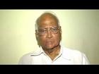 I'm sure Mamata Banerjee will come around, says Sharad Pawar