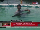 QRT: Dolphin sa Zambales, tinututukan nang makalunok ng hook