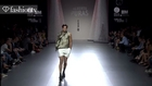 Mismatched Patterns: Alberto Puras Show Spring 2012 | FTV