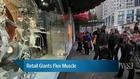 Retail Giants Flex Muscle