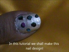 Easy Nail Art For Beginners - nail designs for short nails- nail design and nail art tutorial