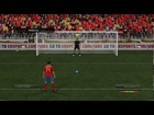 Spain vs Portugal PENALES 4 - 2 FIFA 12