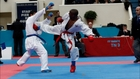 Karate1 Paris 2012 - Interview Davy Dona