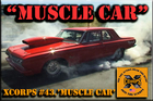 Xcorps Action Sports TV #43.) MUSCLE CAR seg.3