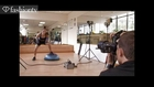 Shock Absorber Sportswear Photoshoot by Brett Florens | FTV
