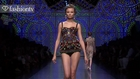 Model Magdalena Frackowiak at Spring 2012 Fashion Week | FTV