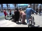 Venice Beach Body Paint Girl - Golden State Saga 14 (06/22/12)