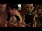 Monster High CAM Sets: Cat/Witch & Boy Vampire/Gargolyle
