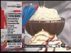 Serendipity 3 Frrrozen Hot Chooclate mix on HSN