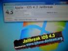 Jailbreak Apple ios 4.3 firmware on Apple Devices