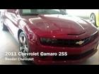 2011 Chevrolet Camaro 2SS RS