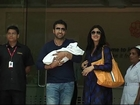 Shilpa Shetty discharged from the hospital.flv