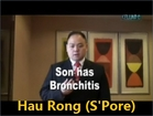 Bronchitis-5month Old Baby - Mr hau Rong (S'Pore)