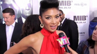 Nicole Scherzinger Discusses Breaking Into Movies