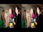 Josh Sussman, Tess Hunt and Bree Essrig in 3D