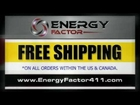 Energy Factor Ionic Products Are An Amazing Enhancer...