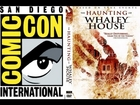 See me at the San Diego Comic Con / Haunting Of Whaley house Dvd/BD Signing