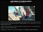 The Amazing Spider-Man Video Game coming to STEAM