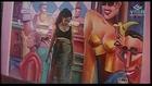 Ethu Konjam Puthusu - Hot model unable to wear sari