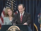 Caught in the Middle: Spitzer's Sex Scandal