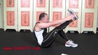 Tutorial - ABS Leg Up Toe Touch - How To