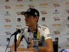 Tejay Van Garderen Talks About Winning the Tour of Utah Stage 3 Time Trial