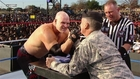 WWE Extras _ Kane Challenges Maj. Gen. Will Grimsley to an Arm Wrestling Contest