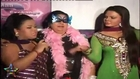 Rakhi Sawant, Bharti With Their Mom At