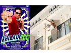 Akshay Kumar Does A 45 Feet High Stunt For 'Khiladi 786' - Bollywood Time