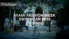 Ed Hardy Bikini Show Part 2 - Miami Swim Fashion Week | FTV