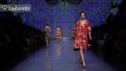 Ruby Aldridge & Kate King: Top Models - Spring 2012 FW | FTV