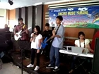 Rolling In The Deep. @Konser Sincere Music di Bakmi Japos Bintaro