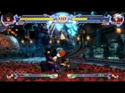BlazBlue: Calamity Trigger Bang Shishigami vs Ragna the Bloodedge