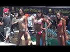 Bikini Models #3 - Muscle Beach Competition Memorial Day 2012