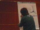Fujisawa réalise un portrait d'Onizuka