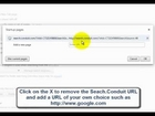 How To Remove The Search.Conduit Web Browser HiJacker From Google Chrome